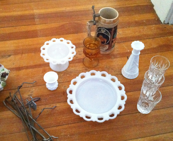 Milkglass Etc.