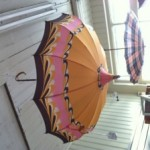Sweet Vintage Umbrella