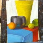 Oil Painting Final Work