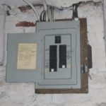 Kitchen Electric Plan