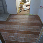 Bathroom Floor Underlayment – Part 1