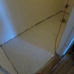 Half Bath Floor