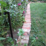 Garden Edging and lighting
