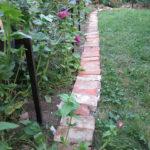 Garden Edging and lighting