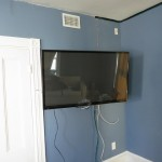 New TV and Mount