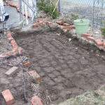 Brick Garden Path: Part 1