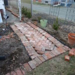 Brick Garden Path: Part 2