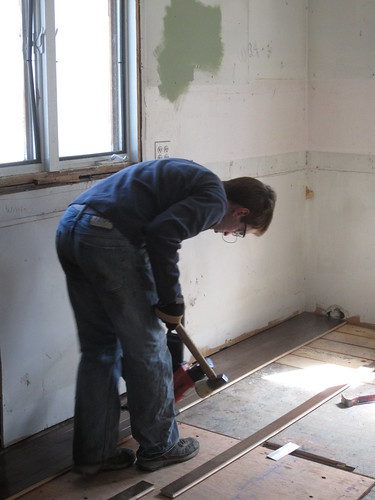 Floor Nailer