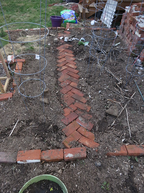 brick mini-path